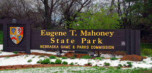 Eugene T Mahoney State Park Campground