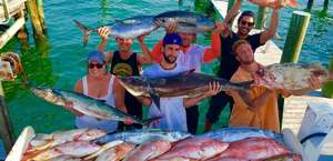 Offshore Hustler Fishing Charters-Day Tours