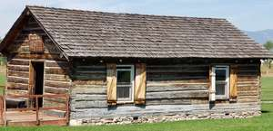 The Historical Museum At Fort Missoula