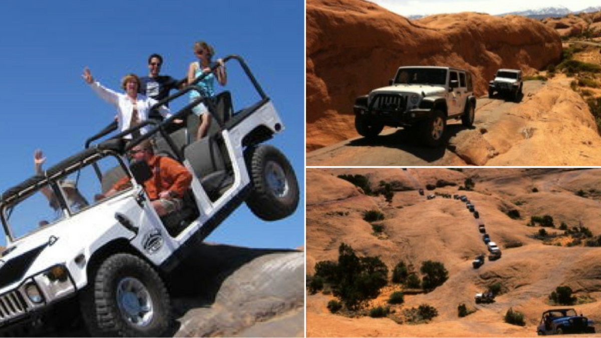 """The insane and intense """"Hell's Revenge"""" trail is pure off-road ecstasy"""