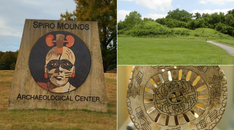 Indian Mounds And Outlaw Hideouts Oklahoma S Wild History