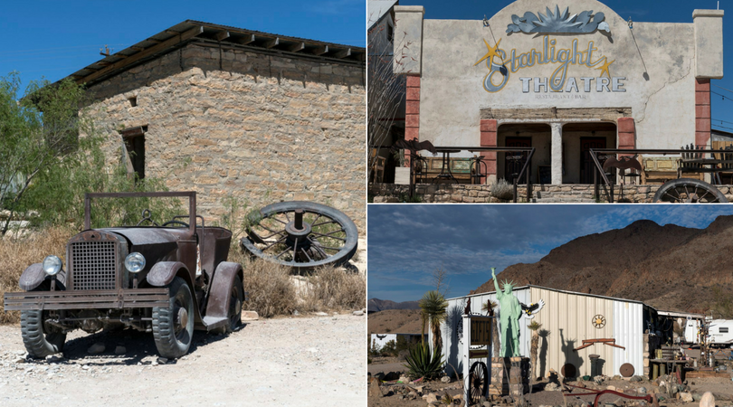 At this strange ghost town, the dead outnumber the living