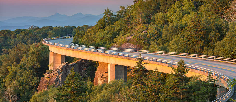 The top things to do on a Blue Ridge Parkway road trip