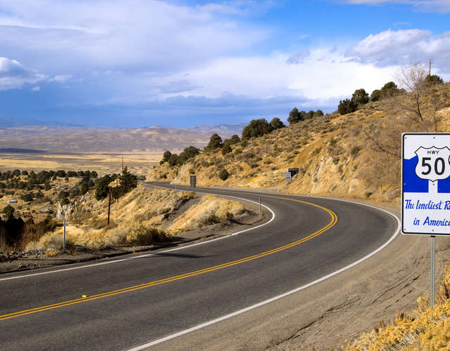 The Loneliest Road: Road trip along Nevada's Highway 50