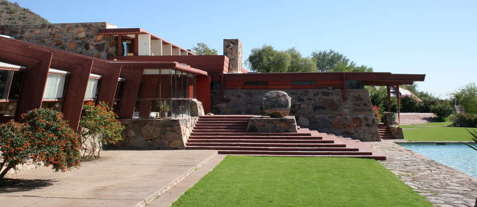An inspiring Frank Lloyd Wright guide to the Southwest