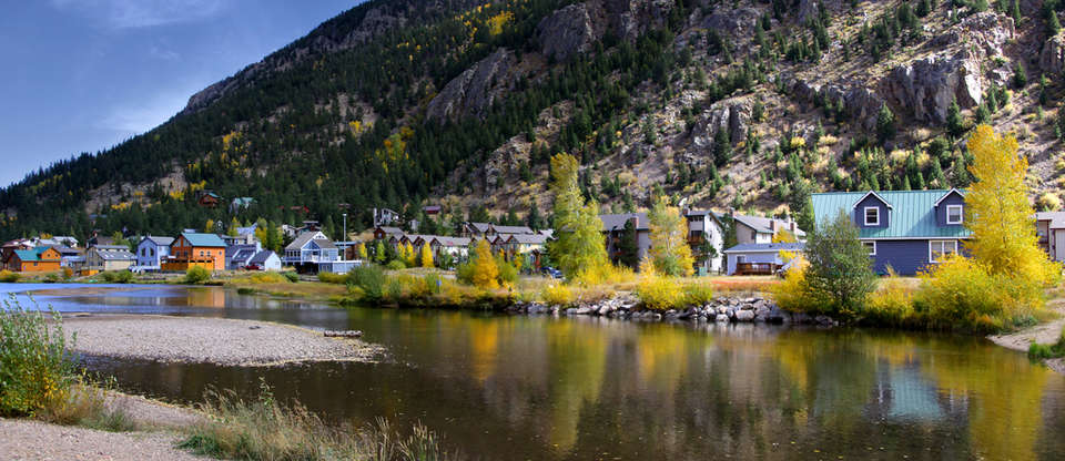 Georgetown & Idaho Springs are among CO's cutest towns
