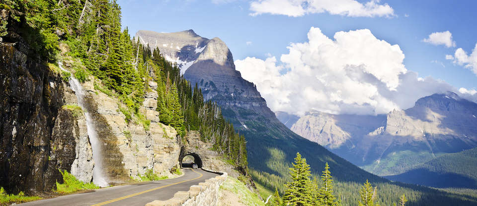 An adventure-of-a-lifetime drive from Yellowstone to Glacier