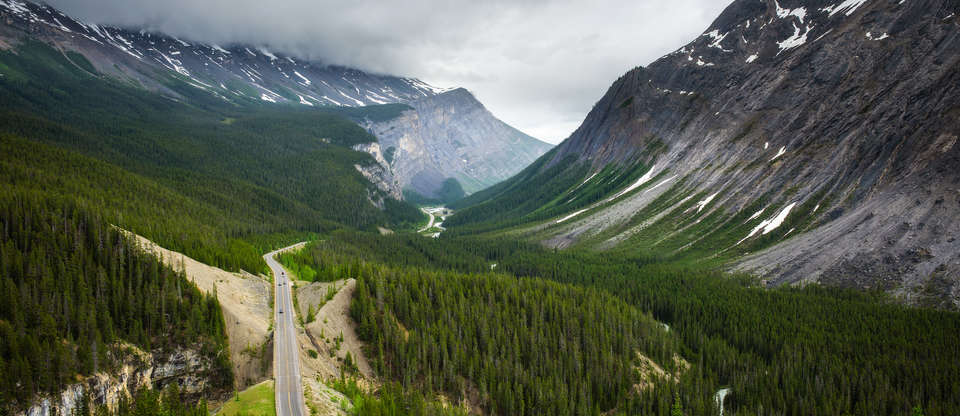 Trans-Canada Highway: Western Provinces