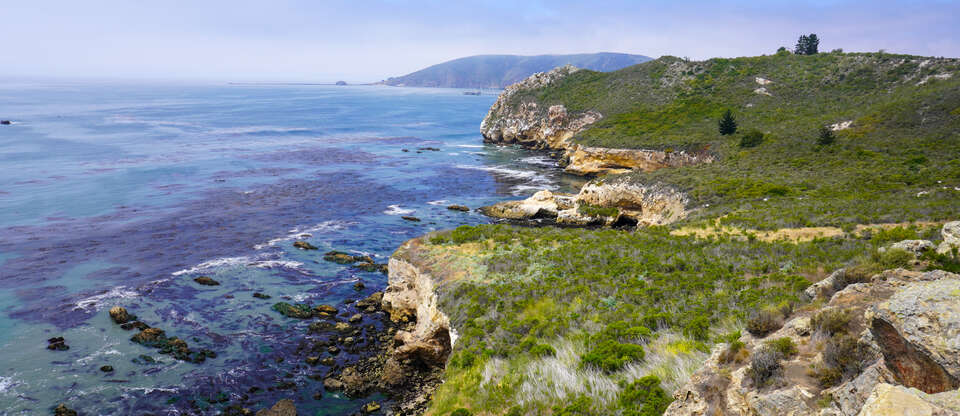 A Highway 1 road trip along California's Central Coast
