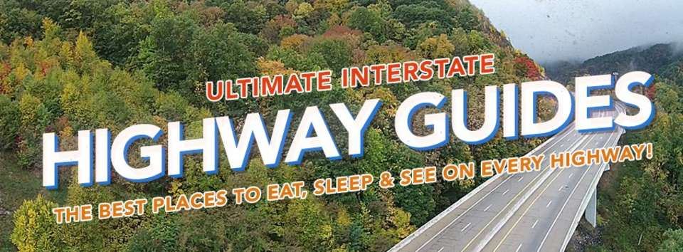 Interstate Highway Exit Guides